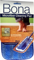 Bona MicroFiber Plus Replacement Pad 4 x 15